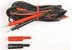 6 foot Shielded Test Lead Set with Alligator Clips