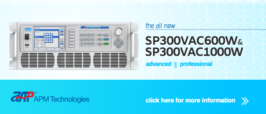 The all new SP300VAC600W & SP300VAC1000W (advanced & professional models)